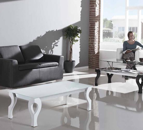 Mesas de centro de Madera Xona, mesa ideal para comedor moderno