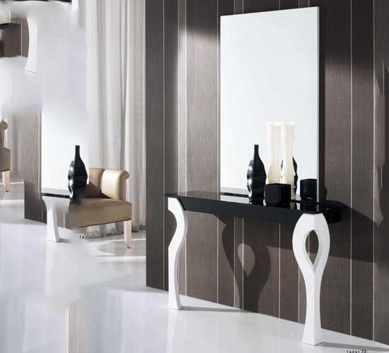 Recibidores De Madera Xona Recibidor Ideal Para Recibidores Pequenos - Muebles-recibidores-pequeos