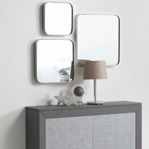 Set 3 espejos CUADRADOS