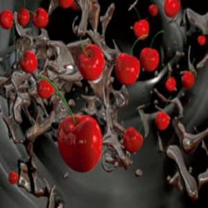 Cuadro Metacrilato Cerezas