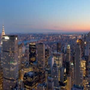 Cuadro Metacrilato NEW YORK