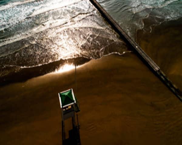 Cuadro Metacrilato Playa