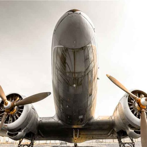 Fotografia Avion