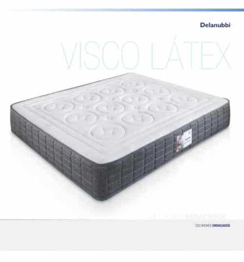 Colchon VISCO LATEX